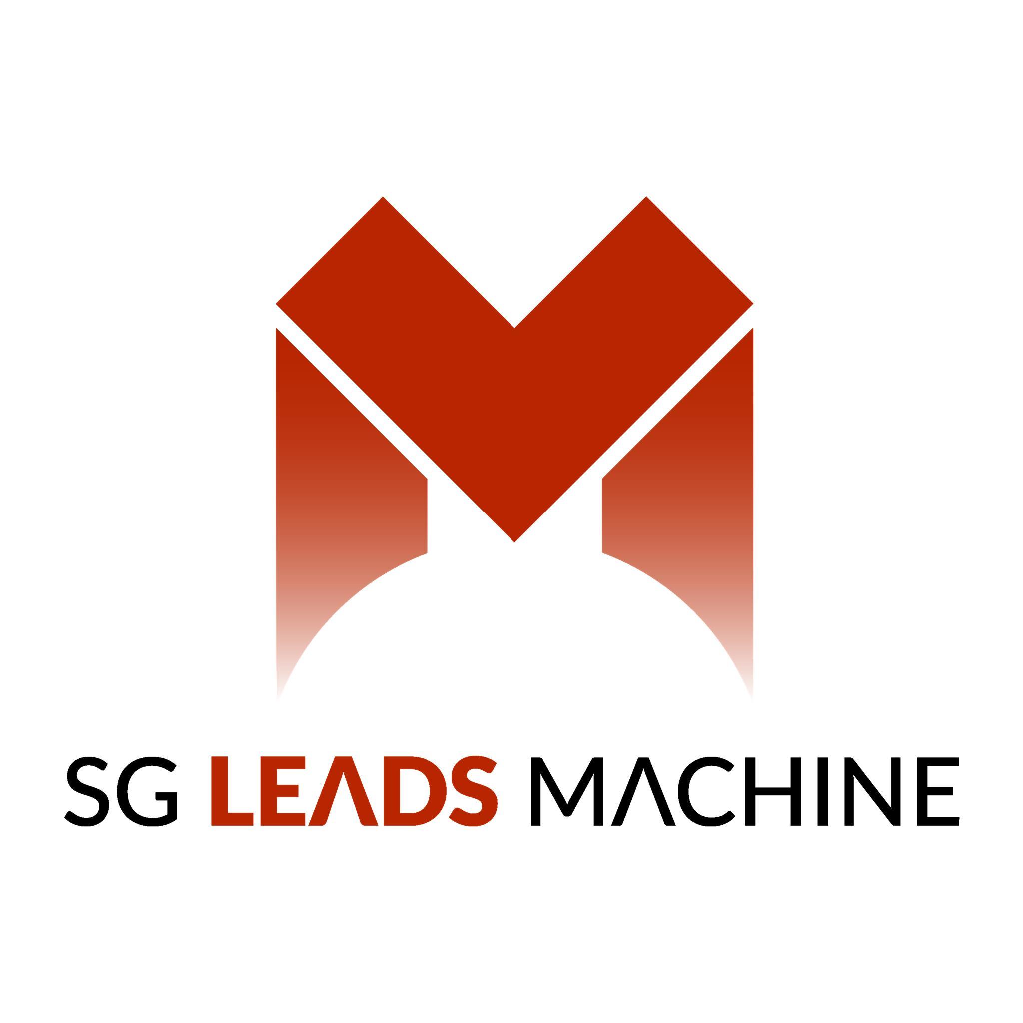 SG Leads Machine logo